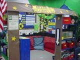 tons of reading corner ideas -- want to re-do mine for my new classroom!