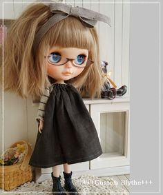 Custom Blythe**Auction - Rinkya