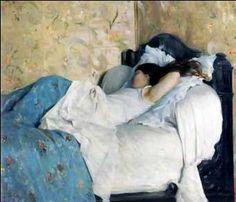 Eva Gonzalès (French, 1849–1883)