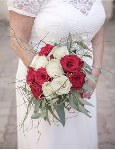 Flowers - Events - Gardening at Kefalonia island Red And White Roses, Red Roses, Greece Wedding, Event Styling, Floral Wreath, Bouquet, Wreaths, Bridal, Creative