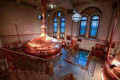 Heineken Brouwerij Distillery, Brewery, Amsterdam, Netherlands, Holland, Arch, Interior, Heineken, The Nederlands
