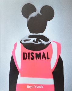 Dismal the new book on Banksy's Dismaland by Bryn Youds http://www.tapirartwork.wix.com/tapir