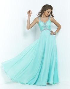 Prom dresses 000 mint blue