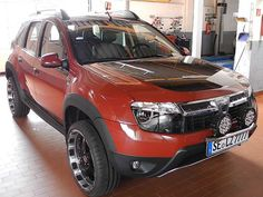 Renault/Dacia Duster Customised To Heart's Content