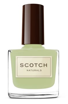 Scotch Naturals in Celtic Mix (subtle sage green creme).