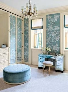 Traditional Dressing Room/Closet by Steven Gambrel in New York, NY