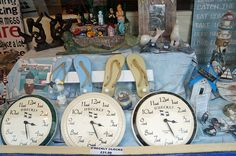 Cornwall CAM -A shop window in Polperro