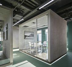 В Москве назвали лучшие офисные интерьеры России 2016 года :: Коммерческая недвижимость :: РБК Недвижимость