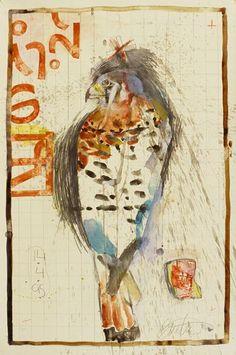Rick Bartow Artist