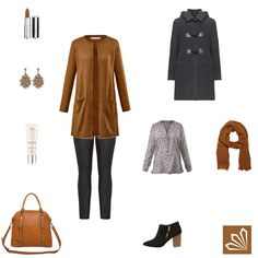 Dufflecoat with Cognac http://www.3compliments.de/outfit-2015-11-27-o#outfit2