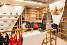 Adidas Originals store by ONOMA Architects, Athens – Greece
