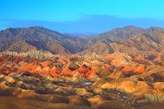 13 paisagens surreais escondidas no interior da China | Viagem e Turismo