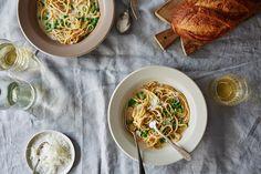 Pasta Piselli, a recipe on Food52