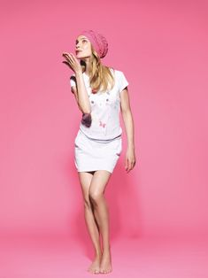 Natalia Vodianova Stars in New Ads for Etams Fall 14 Lingerie Line