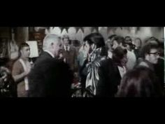 """Elvis Presley - After Show Party, August 1970 -This little video gives you the perfect """"fly on the wall""""-feeling being there with Elvis in his private suite at the International Hotel Las Vegas. Cary Grant and Sammy Davis Jr. among others can be spotted at Elvis' after show party following the opening night of his """"Summer Festival"""" engagement on August 10th,"""