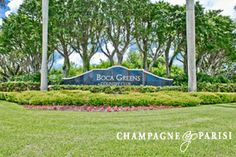 Boca Greens Country Club - Boca Raton Real Estate. View homes for sale in this gorgeous Boca Raton country club.