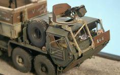 Hemtt M977 Guntruck