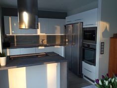 upea keittiö D-153 räätälöity, yksilöllinen koti