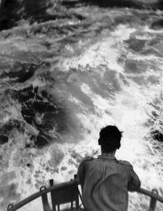 """Photo by Robert Frank, 1948  """