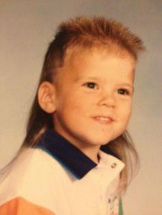 Young Clay Matthews