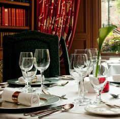 DESIGNRESTAURANTS Number Seven at The Edinburgh Residence - Edinburgh, Scotland | Club offers available