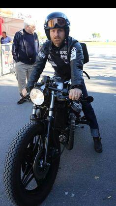 Mk motorcycle