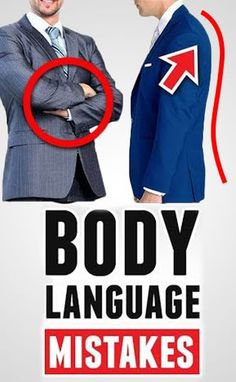 What are some examples of negative body language? Learn how to fix these communication mistakes - from poor posture to fidgeting to too much eye contact. Mens Style Guide, Men Style Tips, Alpha Male Traits, Dandy, Real Men Real Style, How To Read People, Men Tips, Gentleman Style, True Gentleman