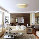 Custom Renovasi & Pengerjaan Permeter Conference Room, Sofa, Ceiling Lights, Barber Shop, Muslim, Interior, Table, Furniture, Studio