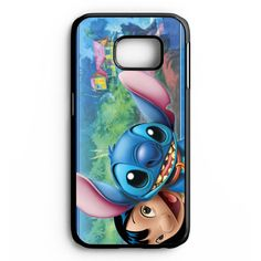 Disney Lilo Stitch Samsung Galaxy S6 Edge Plus Case