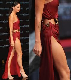 Megan Fox Legs, Megan Fox Face, Megan Fox Style, Megan Denise Fox, Megan Fox Young, Megan Fox Transformers, High Fashion Dresses, Fashion Outfits, Fox Actress