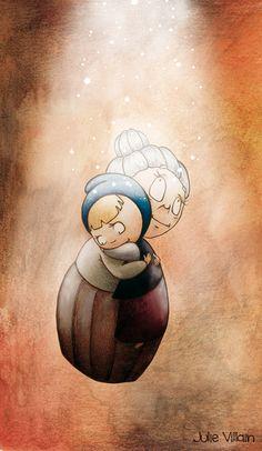 La Petite Fille aux Allumettes  http://julie-villain.wix.com/julie-villain