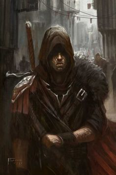 Fantasy Character Art for your DND Campaigns - Imgur