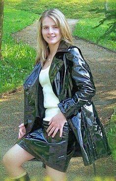 Black mack & skirt