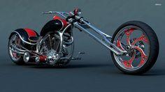 https://flic.kr/p/nWEQQH | Harley Davidson Custom Chopper | www.pinterest.com/pin/199354720980764824/