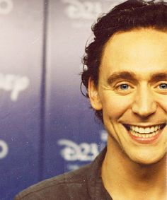 Tom Hiddleston is perfection.
