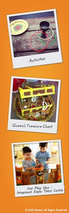 Does your child love knights and dragons? Throw a medieval themed birthday party! From the invite to the cake, we've got tons of ideas to help you carry the theme throughout. Guy Birthday, Dragon Birthday, Dragon Party, Birthday Party Planner, 60th Birthday Party, Got Party, Party Time, Fun Party Games, Party Ideas
