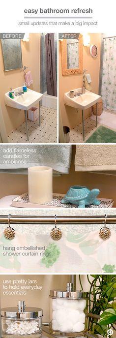 1000 images about the bathroom on pinterest shower - Target bathroom shower curtain sets ...
