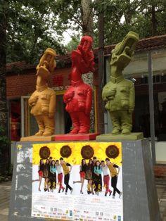 art in the Jing, 798, Beijing