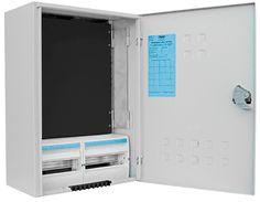 Horizon 24 Pole Metering Enclosure NSW Black Panel $165 + GST