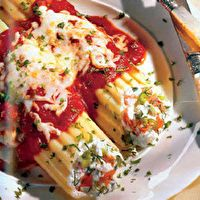 Six Million Dollar Manicotti by Marion Campbell