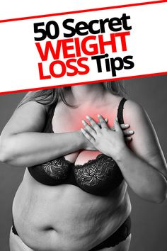 50 Secret Weight Loss Tips for Women's Health – Proven Fat Loss Secrets - Diet Plans To Lose Weight Quick Weight Loss Tips, Losing Weight Tips, Weight Loss Plans, Weight Loss Program, Weight Loss Transformation, Healthy Weight Loss, How To Lose Weight Fast, Weight Gain, Reduce Weight