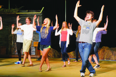 It's a new chapter for Charlotte Christian School musical theater. The students are still driven, the talent is still ripe, but the leadership has changed, bringing in a dynamic duo…