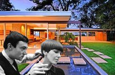 Vidal Sassoon's Neutra-Designed Home Lists for $17.955M