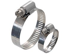 Stainless Steel Hose Cl&s made Stainless Steel hose cl&s provide hose cl&s made of high grade  sc 1 st  Pinterest & 38 best Stainless Steel Hose Clamps images on Pinterest | Clamp ...