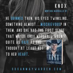 Knox Marshall is the guy who keeps his promises. The promise he made to his father led him to save their family ranch. And, after an explosion at a national bull riding expo in San Antonio, the pro…