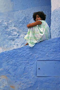 Nel blu dipinto di blu... by matteo dudek