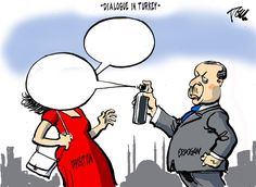 Dialogue in Turkey