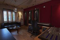 Facilities - Saga Recording Studios, Vancouver, BC