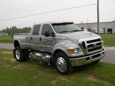 Ford F-650 Extreme Pick Up Truck My wife wants this to go get groceries