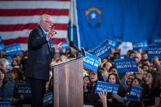Two Visions | Bernie Sanders There are Two Democratic visions for regulating Wall Street